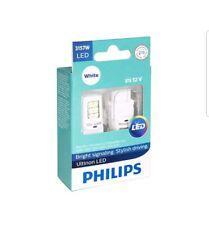 2x PHILIPS ULTINON 3157 WHITE 3157ULWX2 INTERIOR SIGNALING STOP TAIL BACKUP LED