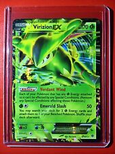 Pokemon card - Virizion EX Holo B&W Plasma Blast Edition Ed 39/101 =1st Mega M