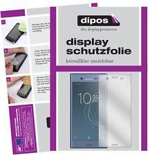 2x Sony Xperia XZ1 Pellicola Protettiva Protezione Schermo Cristallo dipos
