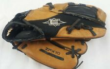 """Youth Easton Baseball Glove Leather Flex ZFX10 10"""" Pattern Right Hand Throw"""