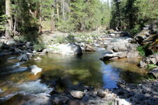 Golden Gulch 20 Acre Unpatented Placer Gold Mining Claim, Land Twain Harte, CA