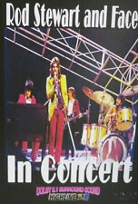 Rod Stewart and Faces Concert NEW! DVD, Ronnie Wood, 12 Tracks ,Keith Richards