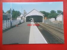 PHOTO  THURSO RAILWAY STATION 3/6/04
