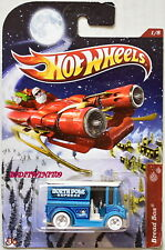 Hot Wheels 2012 Holiday Hot Varillas Pan Caja #1/8