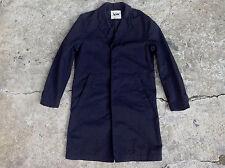 Acne Men's Black Trenchcoat Size 46 / S