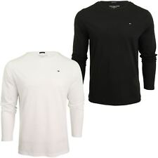Mens Tommy Hilfiger 'Icon' T-Shirt - Long Sleeved