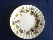 """Royal Worcester Bacchanal 6 1/8"""" side plate  ( minor scratches)"""