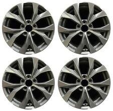 "17"" Honda Civic 2012 2013 2014 Factory OEM Rim Wheel 64025 Charcoal Full Set"