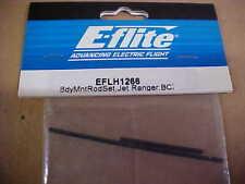 E-FLITE HELICOPTER PART - EFLH1266 = BODY MOUNT ROD SET, JET RANGER : BCX