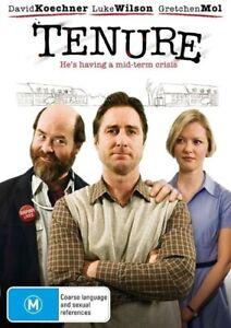 Tenure (DVD, 2010) Region 2