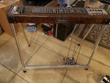 Sho Bud Maverick S10 3X1 Pedal Steel Guitar w/Case Good Cond!