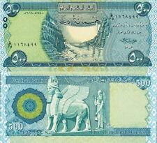 IRAQ - 500 dinar 2018  FDS - UNC