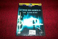 """DVD LA VOIX DES MORTS no 2 """" la lumière """" film horreur paranormal neuf"""
