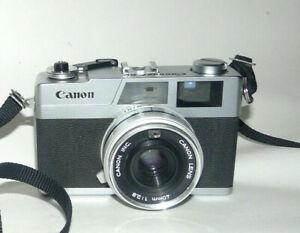 Appareil CANONET 28  Objectif Canon 40mm  1:2.8