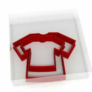 Football Shirt Cookie Cutter Set Of 2 Biscuit Dough Icing Pastry Shape Sport UK