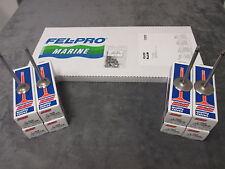 GM/Mercruiser 350ci 5.7L (VORTEC) Fel-Pro Head Gasket Set-Valves-Valve Locks