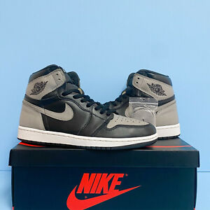 Nike Air Jordan 1 Retro High OG Shadow 2018 Size 10 555088 013