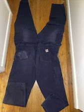Lot Of 2 TyndFR Flame Resistant 1 Cargo & 1 Chino Pants  Blue Size 44x32