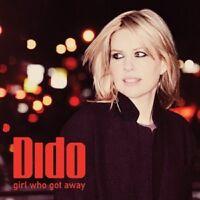 DIDO - GIRL WHO GOT AWAY (DELUXE EDITION) 2 CD 17 TRACKS INTERNATIONAL POP NEU