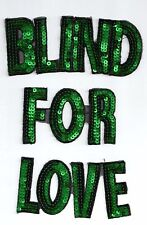Sequin Patches: Blind For Love