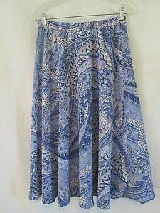 Appleseeds Women's Petite S - 2 Sided Reversible Skirt
