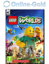 LEGO Worlds - STEAM PC Code - Français/EU Nouveau [PC][EU]