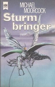 Heyne SF&Fantasy 3782 Michael Moorcock - Sturmbringer - illustriert