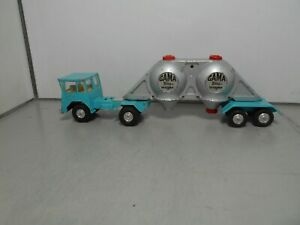 GAMA  Made in WESTERN GERMANY  FAUN SILO TRUCK  Vintage classic car 1/43