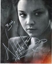 Natalie Dormer Game of Thrones Autographed Signed 8x10 Photo COA #1