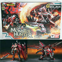 BANDAI Chogokin Monster Hunter G-Rank Henkei Liolaeus Version