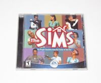 The Sims PC Game Complete Original 2000 Simulator
