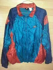 Vtg Nike Black tag Cross Trainer, Teal, Rust, and black, lined windrunner 2X? 3X