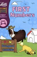 LETTS_ FIRST NUMBERS AGE 3-4 FUN FARMYARD LEARNING_ NEW
