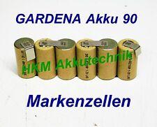 GARDENA Pile 90 7,2V 3 Ah NiMH original cellules de marque pour Chargeur