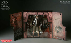 Sideshow Lord of the Rings SAMWISE GAMGEE Exclusive Figure LotR Hobbit Rare Sam