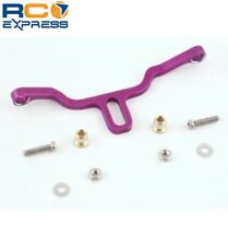 GPM Racing HPI Micro RS4 Aluminum Steering Plate 0 Toe In MH490