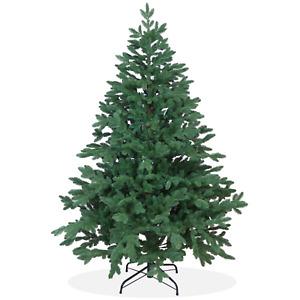 Künstlicher Weihnachtsbaum Nordmanntanne Ultra-DeLuxe PE Spritzguss, grüner Baum