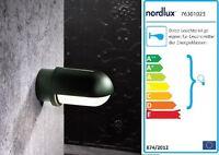 Applique murale Éléments 11 Nordlux IP44 Lampe d'extérieur vert E27 max. 60W