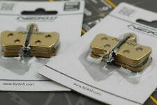2 PR SINTERED DISC PADS FOR SRAM GUIDE RSC RS R AVID XO TRAIL ELIXIR 7 9 TRAIL