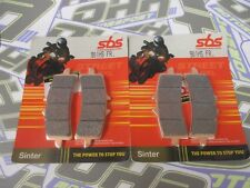 SBS Street Excel Sinter HH Front Brake Pads for Honda CBR1000RR SP 2017 NEW