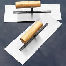 Stainless Steel Trowel Mason Work Plastering Midget Cement Fashion-Float Margin