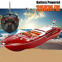 1:18 Luxury RC Electric Yacht Style Ship High Speed Racing Remote Control Boat