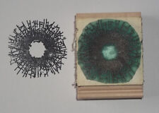 Bullet Hole rubber stamp by Amazing Arts cool & unusual!