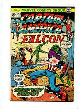 CAPTAIN AMERICA #163 (6.0 CREASE) BEWARE OF SERPENTS! 1973!