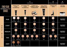 Vichy Dermablend Fluid Corrective Foundation Concealer COFFEE 65 16HR 30ML