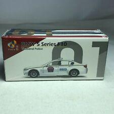 1/64 TINY DIE-CAST 01 - BMW 5 Series F10 Thailand Police ATCTH64001