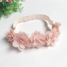 Fashion Women Girls Wedding Flower Wreath Crown Headband Flowers Garlands &