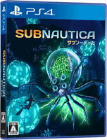 Subnautica Sony Playstation 4 PS4 Video Games From Japan F/S Tracking NEW