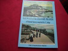 Ps21 Oakwood Press Veröffentlichungen Eisenbahngesellschaft der Kanalinseln durch C Richter