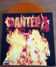 "Pantera - Reinventing The Steel 12"" Orange Vinyl Lp"